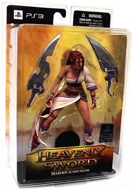 Heavenly Sword Nariko Action Figure