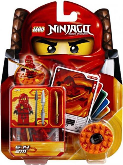 Lego ninjago spinjitzu spinners kai set 2111 toywiz - Ninjago vs ninjago ...