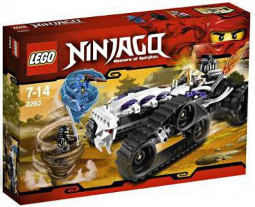 LEGO Ninjago Turbo Shredder Set #2263