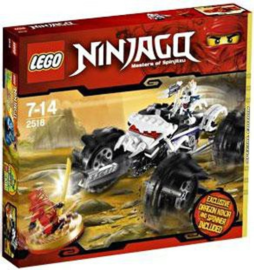 LEGO Ninjago Nuckal's ATV Exclusive Set #2518