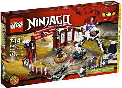 LEGO Ninjago Battle Arena Exclusive Set #2520