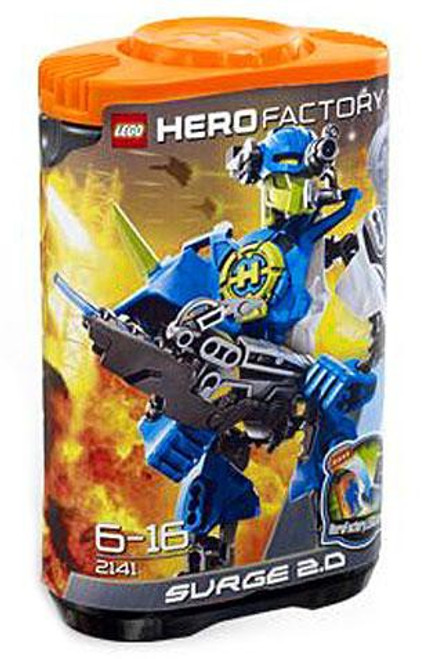 LEGO Hero Factory Surge 2.0 Set #2141