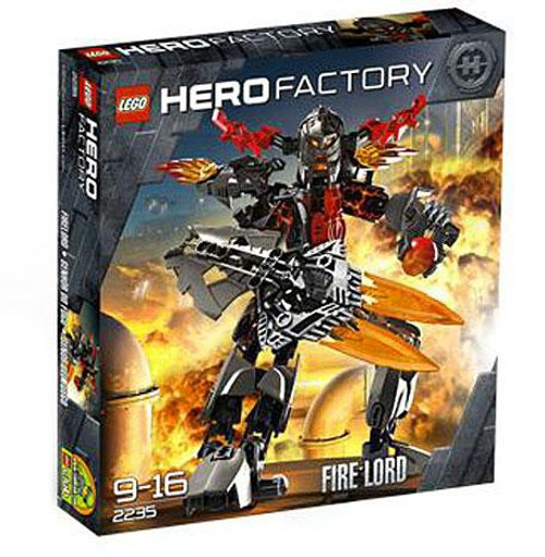 LEGO Hero Factory Fire Lord Set #2235