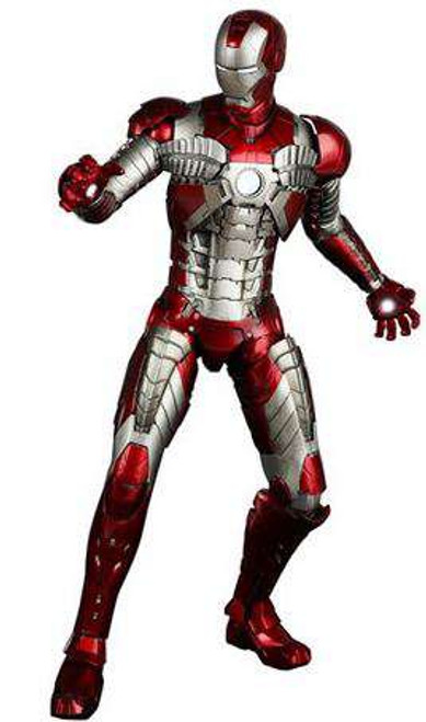Iron Man 2 Movie Masterpiece Iron Man Mark V 1/6 Collectible Figure