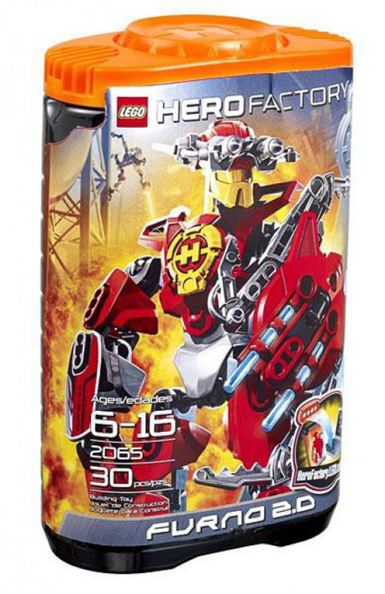 LEGO Hero Factory Furno 2.0 Set #2065