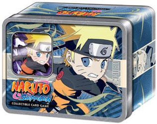 Shippuden Card Game Ultimate Battle Naruto Collector Tin [Chibi]