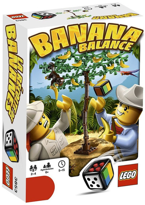 LEGO Games Banana Balance Board Game #3853