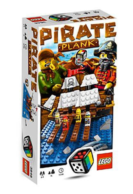 LEGO Games Pirate Plank Board Game #3848