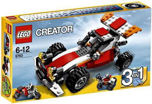 LEGO Creator Dune Hopper Set #5763