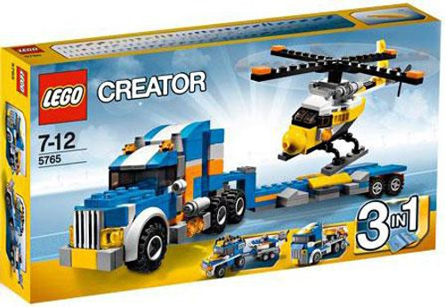 LEGO Creator Transport Truck Set #5765