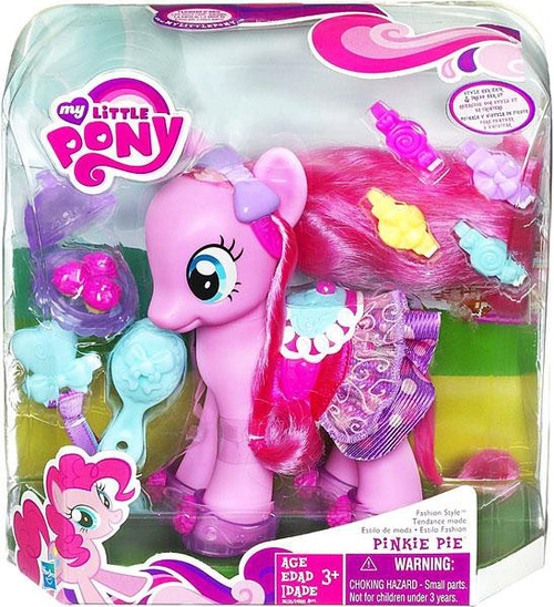 My Little Pony Fashion Style Pinkie Pie Figure Hasbro Toys