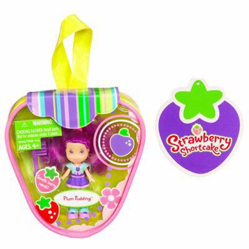 Strawberry Shortcake Plum Pudding Mini Doll [Version 2]