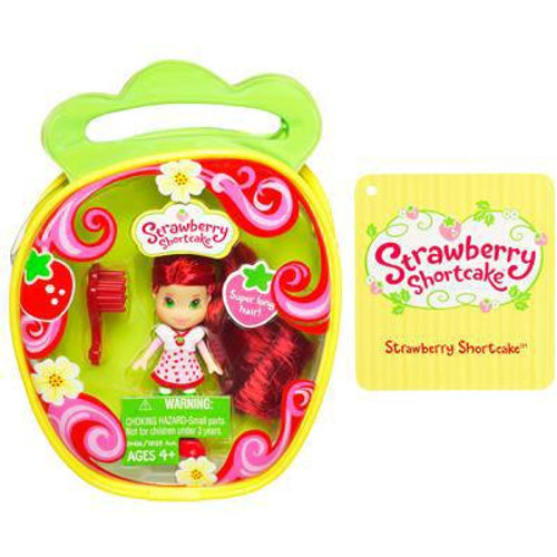 Strawberry Shortcake Mini Doll [Version 3]