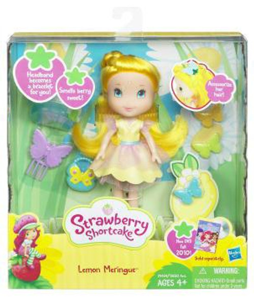 Strawberry Shortcake Lemon Meringue Doll