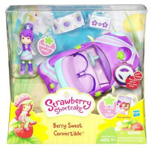 Strawberry Shortcake Berry Sweet Convertible Playset