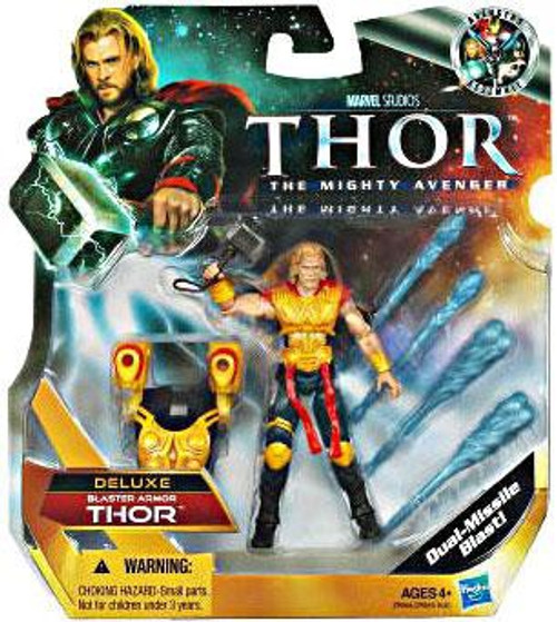 The Mighty Avenger Deluxe Thor Action Figure [Blaster Armor]