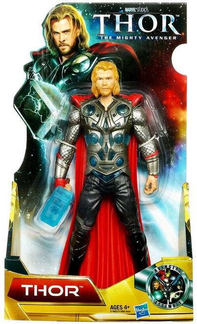 The Mighty Avenger Thor Action Figure [Clear Hammer]