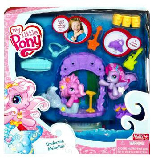 My Little Pony Undersea Melodies Playset
