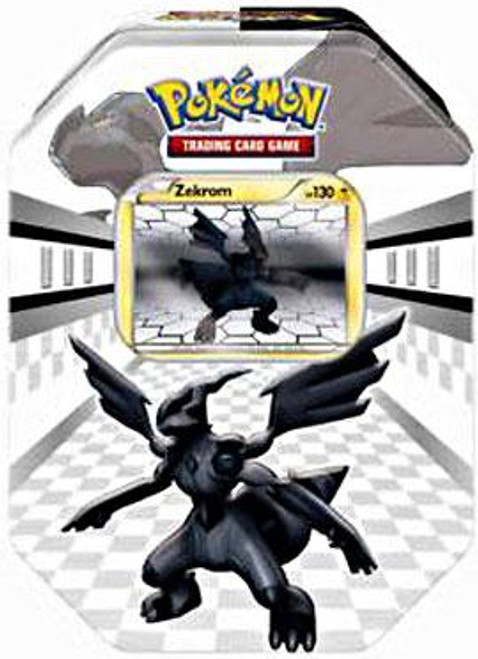 Pokemon Black & White Legends Zekrom Collector Tin