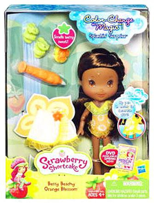 Strawberry Shortcake Splashin' Surprise Berry Beachy Orange Blossom Doll Set