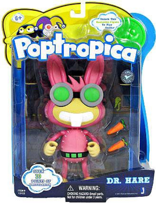 Poptropica Dr. Hare Action Figure