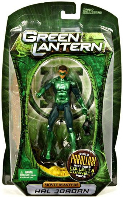 Green Lantern Movie Movie Masters Series 1 Hal Jordan Action Figure [Masked]