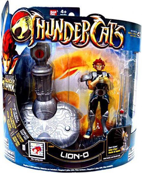 Thundercats Thunder Lynx Deluxe Lion-O Action Figure
