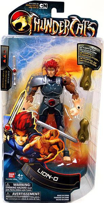 Thundercats Collector Series 1 Lion-O Action Figure