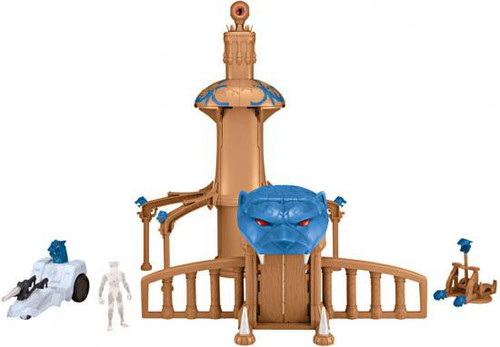 Thundercats Tower of Omens Action Figure Playset