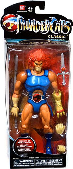 Thundercats Classic Collector Series 1 Lion-O Action Figure