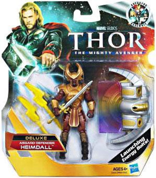 Thor The Mighty Avenger Heimdall Action Figure [Asgard Defender]