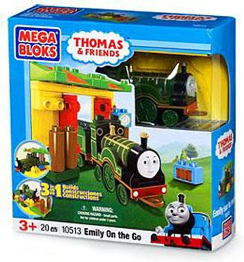 Mega Bloks Thomas & Friends Emily On The Go Set #10513