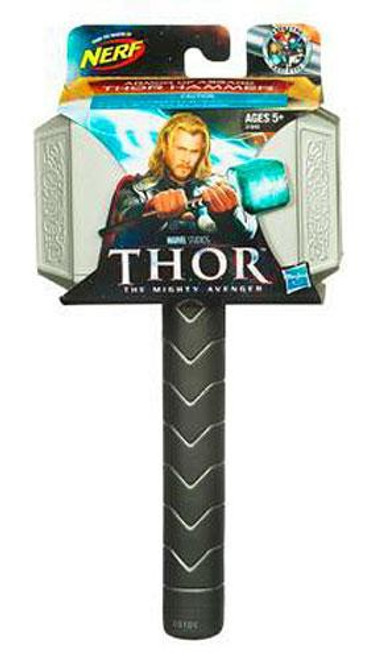 The Mighty Avenger Thor's Hammer Roleplay Toy