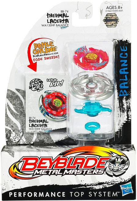 Beyblade Metal Masters Thermal Lacerta BB-74