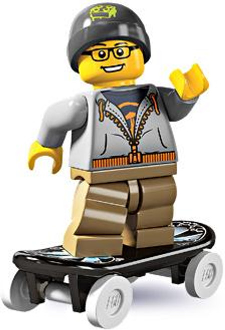 LEGO Minifigures Series 4 Street Skater Minifigure [Loose]