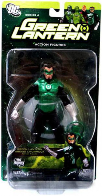DC Green Lantern Series 4 Arkkis Chummuk Action Figure