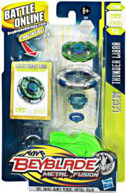 Beyblade Metal Fusion Thunder Libra Single Pack BB-18