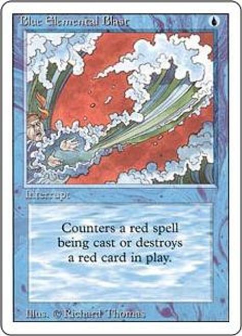MtG Revised Common Blue Elemental Blast