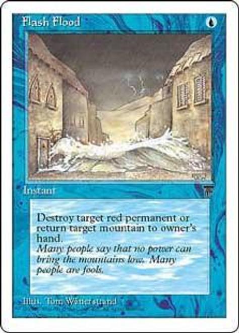 MtG Chronicles Common Flash Flood