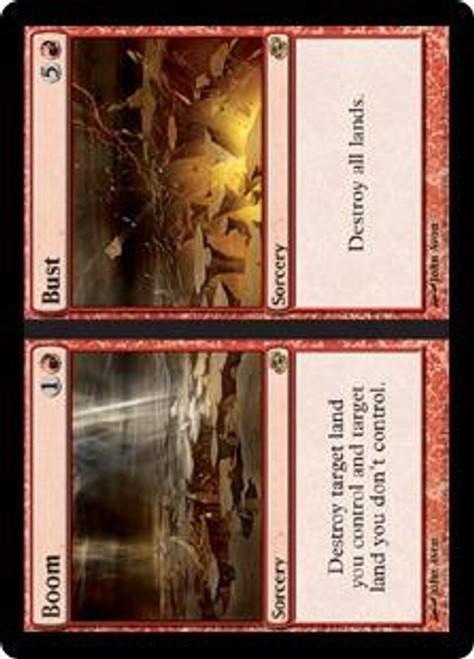 MtG Planar Chaos Rare Boom // Bust #112