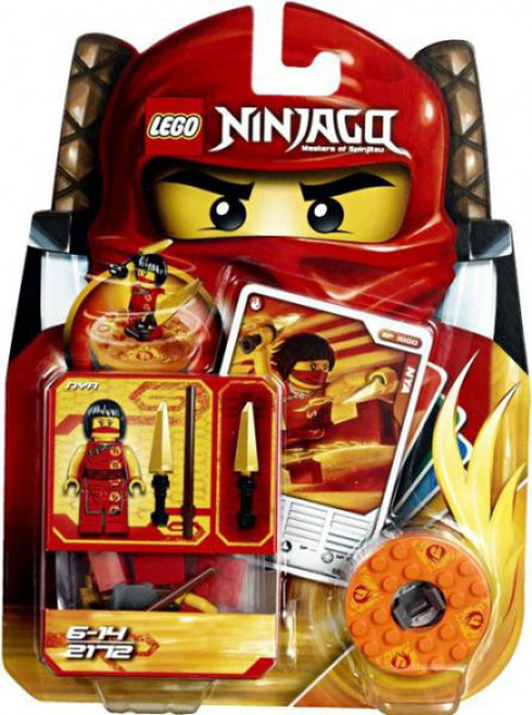 LEGO Ninjago Spinjitzu Spinners Nya Set #2172