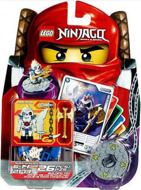 LEGO Ninjago Spinjitzu Spinners Nuckal Set #2173