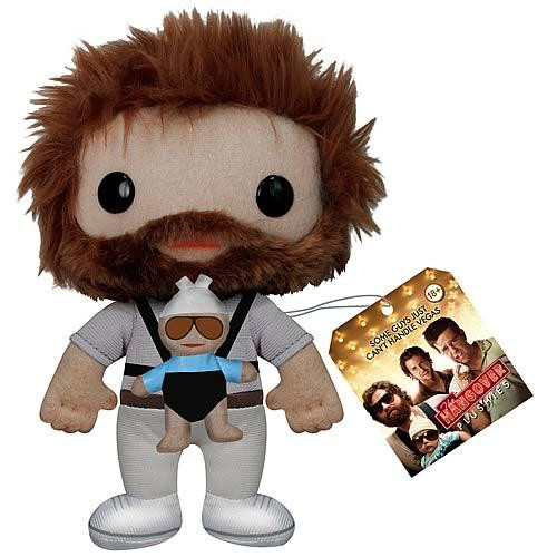 The Hangover Funko 5 Inch Plushies Alan & Baby Plush
