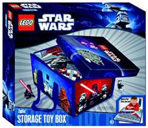 Star Wars LEGO ZipBin Storage Toy Box