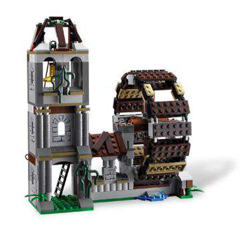 Lego Pirates Of The Caribbean The Mill Set 4183 Toywiz