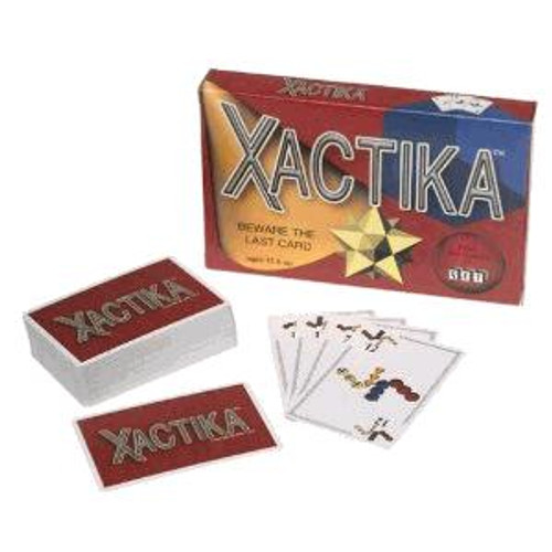 Set Xactika Card Game