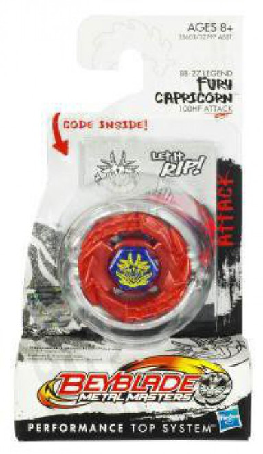 Beyblade Metal Masters Fury Capricorn Booster Pack BB-27 [Legend]