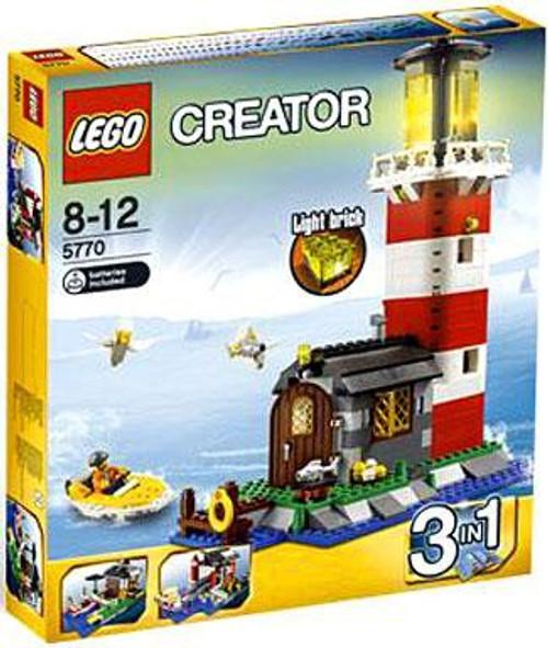 LEGO Creator Lighthouse Island Set #5770