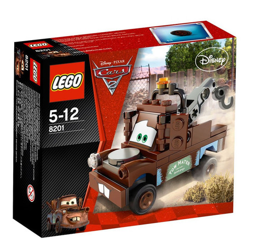 LEGO Disney Cars Cars 2 Radiator Springs Classic Mater Set #8201