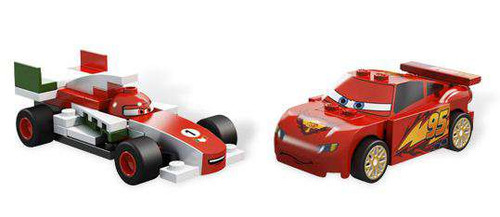 Lego Disney Cars Cars World Grand Prix Racing Rivalry Exclusive